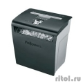 Fellowes Шредер P-48C FS-3214801 {авт,3.9х50мм,8лст,скрепки,пласт.карты,18лтр,селектор,блок}  [Гарантия: 2 года]