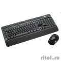 Microsoft Wireless Desktop 3000 USB BlueTrack Black (MFC-00019) RTL  [Гарантия: 1 год]