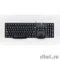 920-003200 Logitech Keyboard K100 Black PS/2  [Гарантия: 3 года]