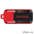 SanDisk USB Drive 16Gb Cruzer Switch SDCZ52-016G-B35 {USB2.0, Black-Red}