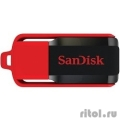 SanDisk USB Drive 32Gb Cruzer Switch SDCZ52-032G-B35 {USB2.0, Black-Red}