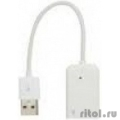 C-media 849415 Звуковая карта USB TRAA71 (C-Media CM108/ASIA USB 8C) 2.0 channel out 44-48KHz (7.1 virtual channel) RTL   [Гарантия: 6 месяцев]