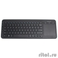 Microsoft All-in-One Media Keyboard Black USB (N9Z-00018)  [Гарантия: 1 год]