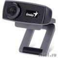 Genius FaceCam 1000X V2 Black HD 720P/MF/USB 2.0/UVC/MIC [32200223101]  [Гарантия: 1 год]