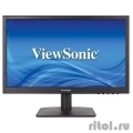 "LCD ViewSonic 18.5"" VA1903a черный {TN LED 1366x768 5ms 16:9 600:1 200cd 90гр/65гр D-Sub}  [Гарантия: 3 года]"