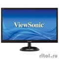 "LCD ViewSonic 21.5"" VA2261-2 черный {TN LED 1920x1080 5ms 16:9 600:1 200cd 90гр/65гр D-Sub DVI}  [Гарантия: 3 года]"