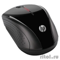 HP X3000 [H2C22AA] Wireless Mouse USB black  [Гарантия: 1 год]