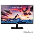 "LCD Samsung 18.5"" S19F350HNI черный {PLS LED 1366x768 14ms 16:9 DVI 200cd 178гр/178гр D-Sub}"