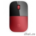 Mouse HP [V0L82AA#ABB] Z3700 Wireless Cardinal Red cons