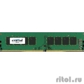 Crucial DDR4 DIMM 4GB CT4G4DFS824A {PC4-19200, 2400MHz}  [Гарантия: 3 года]