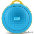 GENIUS SP-906BT blue {Bluetooth 4.1 Total : 3W Built-in Lithium battery (500mAh)}  [Гарантия: 1 год]