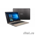 "Asus X540YA-XO047T [90NB0CN1-M00670] black 15.6"" {HD E1-7010/2Gb/500Gb/W10}  [Гарантия: 1 год]"