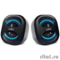 CBR CMS 333 Black-Blue, 3.0 W*2, USB  [Гарантия: 5 лет]