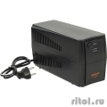 Exegate EP244541RUS ИБП Exegate Power  Back BNB-400  <400VA, Black, 2 евророзетки>  [Гарантия: 1 год]