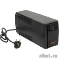 Exegate EP244543RUS ИБП Exegate Power  Back BNB-600  <600VA, Black, 2 евророзетки>  [Гарантия: 1 год]