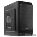 CROWN Корпус MiniTower CMC-402 black mATX (CM-PS450office)