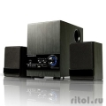Dialog Progressive AP-170 колонки 2.1 {8W+2*3W RMS,BT, FM, USB+SD reader}  [Гарантия: 1 год]
