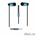 MICROLAB Наушники K765P black/blue, 30Hz - 20KHz  [Гарантия: 1 год]