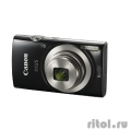 "Canon IXUS 185 черный {20Mpix Zoom8x 2.7"" 720p SD CCD 1x2.3 IS el 1minF 0.8fr/s 25fr/s/NB-11LH}  [Гарантия: 2 года]"