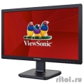 "LCD ViewSonic 18.5 "" VA1901-A черный {TN LED 1366x768, 5ms, 200 cd/m2, 600:1 (DCR 50M:1), D-Sub}  [Гарантия: 3 года]"