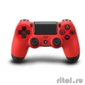 Sony PS 4 Геймпад Sony DualShock Red v2  (CUH-ZCT2E) NEW  [Гарантия: 1 год]