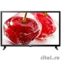 "LG 32"" 32LJ510U черный {HD READY/50Hz/DVB-T2/DVB-C/DVB-S2/USB (RUS)}  [Гарантия: 1 год]"