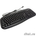 Genius KB-M200 Black USB [31310049106]  [Гарантия: 1 год]