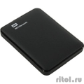 "WD Portable HDD 500Gb Elements Portable WDBUZG5000ABK-WESN {USB3.0, 2.5"", black}   [Гарантия: 2 года]"