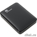 "WD Portable HDD 2Tb Elements Portable WDBU6Y0020BBK-WESN {USB3.0, 2.5"", black}   [Гарантия: 2 года]"