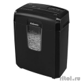 Fellowes Шредер Powershred 8Cd FS-46921 {DIN P-4, 4х35мм, 8лст., 14лтр.,уничт.: скобы,скр., пл.карты,CD}  [Гарантия: 2 года]