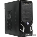CROWN Корпус Miditower CMC-C502 black ATX (CM-PS450office)