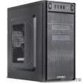 CROWN Корпус MiniTower CMC-403 black mATX (CM-500office)   [Гарантия: 1 год]