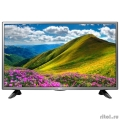 "LG 32"" 32LJ600U серебристый/черный {HD READY/50Hz/DVB-T2/DVB-C/DVB-S2/USB/WiFi/Smart TV (RUS)}  [Гарантия: 1 год]"