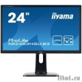 "IIYAMA 24"" XB2483HSU-B3(C) черный {AMVAA LED 1920x1080 4ms 16:9 3000:1 250cd 178гр/178гр D-Sub HDMI DisplayPort 2Wx2}  [Гарантия: 3 года]"