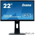 "IIYAMA 21.5"" XB2283HS-B3 черный {VA LED 1920x1080 4ms 16:9 250cd 178гр/178гр D-Sub DisplayPort HDMI}  [Гарантия: 3 года]"
