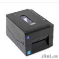 TSC TE200 [99-065A101-R0LF00] черный {203 dpi, 8MB Flash, 16MB SDRAM. Стандартная комплектация включает USB, риббон в комплекте}  [Гарантия: 2 года]