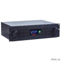 Exegate EP270874RUS ИБП Exegate Power RM Smart UNL-1500 LCD <1500VA, Black, 2U, 3 евророзетки, USB>  [Гарантия: 1 год]