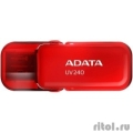 A-DATA Flash Drive 8Gb UV240 AUV240-8G-RRD {USB2.0, Red}  [Гарантия: 2 года]