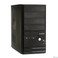 Exegate EX273010RUS Корпус MinitowerBAA-101 Black, mATX, <без БП>, 2*USB, Audio  [Гарантия: 1 год]