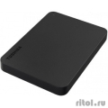 "Toshiba Portable HDD 500Gb Stor.e Canvio Basic HDTB405EK3AA {USB3.0, 2.5"", черный}  [Гарантия: 2 года]"