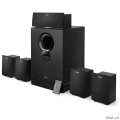 Edifier R501TIII Black { RMS 11W x 5 + 38W, PC, Aux, SD Card, USB }  [Гарантия: 1 год]