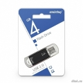 Smartbuy USB Drive 4Gb V-Cut series Black SB4GBVC-K  [Гарантия: 2 года]