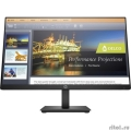 "LCD HP 23.8"" P244 Черный {IPS 1920x1080 250cd 1000:1 5ms 178/178 D-Sub HDMI DisplayPort}  [5QG35AA]  [Гарантия: 3 года]"