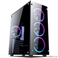 1STPLAYER V2-4R1 Корпус FIRE DANCING V2 / ATX, acrylic side panels / 4x 120mm LED fans inc. / V2-4R1  [Гарантия: 1 год]