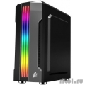 1STPLAYER R3-A-1R1 Корпус RAINBOW R3-A / ATX, tempered glass side panel / 1x 120mm LED fan inc. / R3-A-1R1  [Гарантия: 1 год]